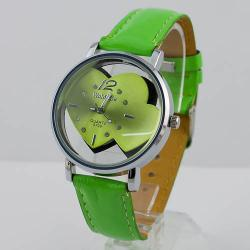 Ceas WoMaGe LOVER - Verde