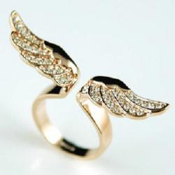 Inel Angel wings